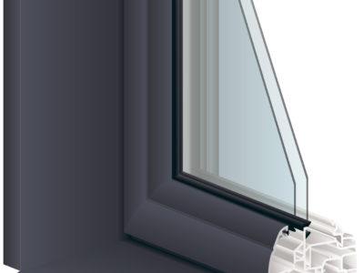 Fenêtre Mixte