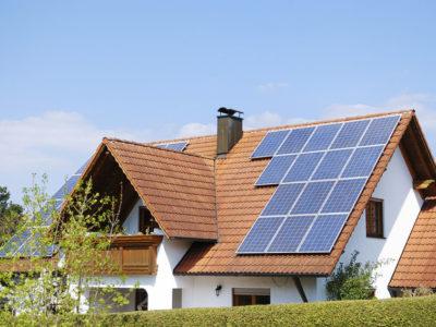 Panneaux solaire, photovoltaïque