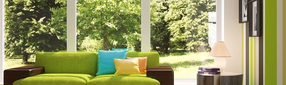 maison verte ecologique