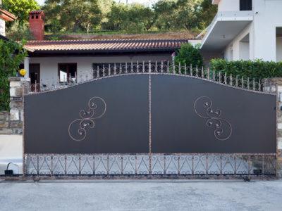 Les portails motorisés