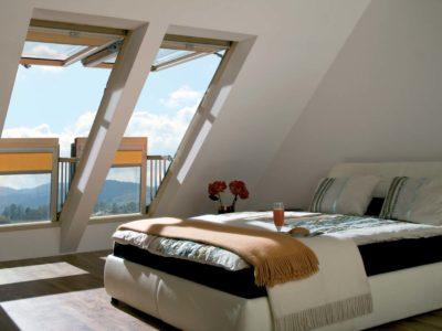 La fenêtre balcon