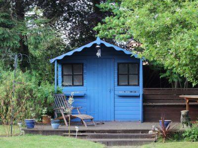 L'abri de jardin, une pièce en plus pour l'été !