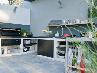 Installer une cuisine outdoor : les 4 critères à prendre en compte