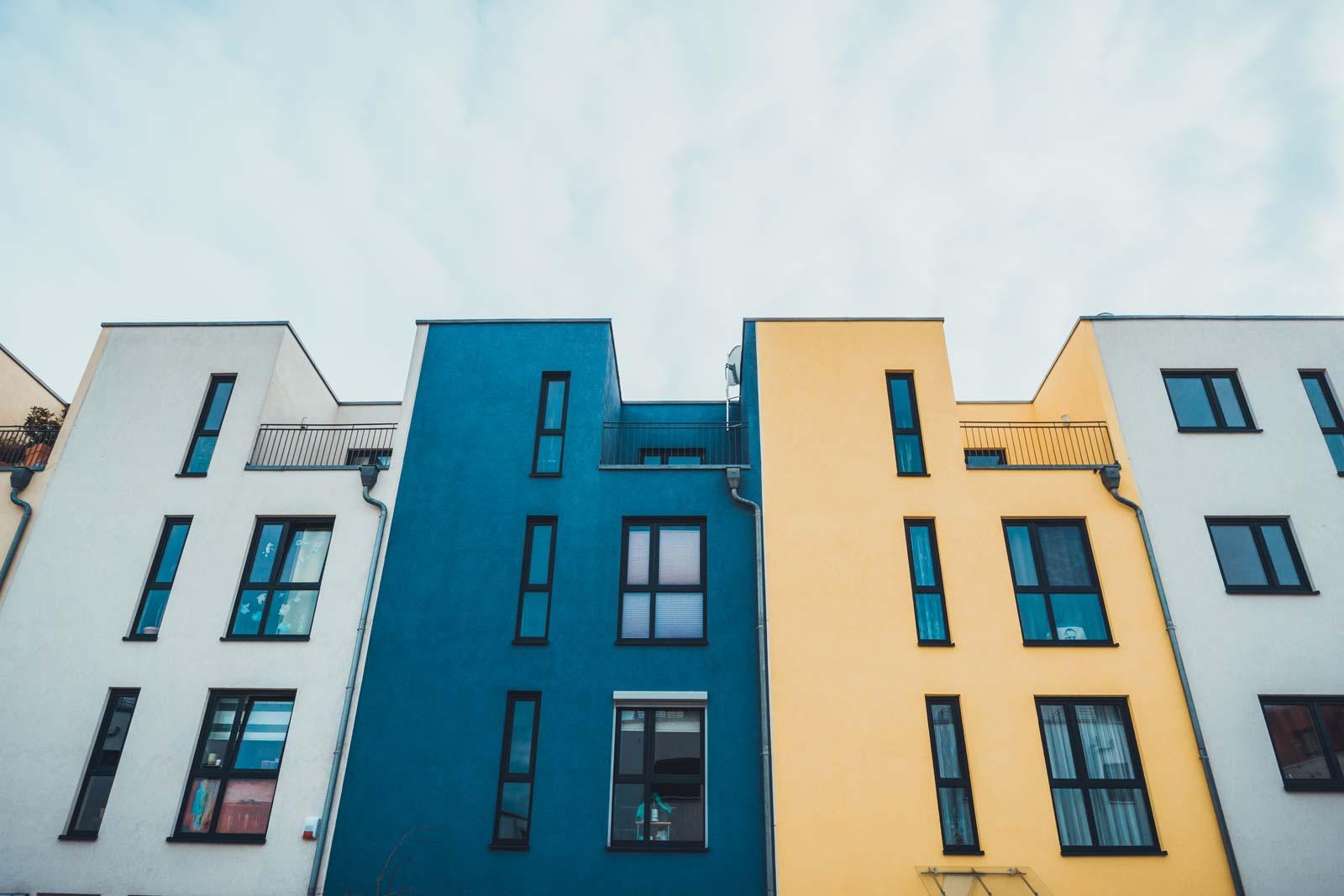 Couleur Extérieur Maison 2017 quelle sont les facades selon les régions?
