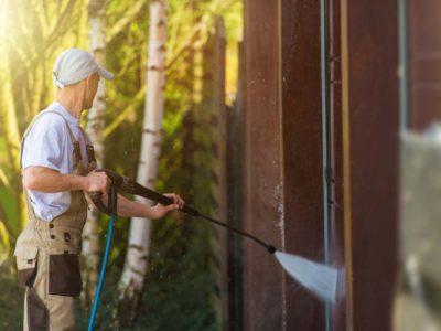 Façade : les solutions pour la nettoyer