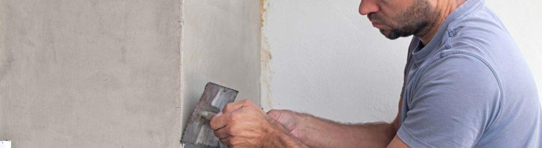 réparation façade