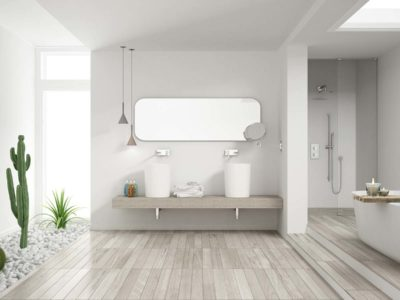 Quel parquet pour la salle de bains ?