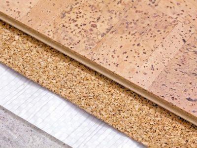 Le sol en liège : un excellent isolant thermique et phonique