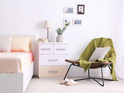Peinture : quelle couleur choisir pour une chambre ?