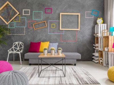 Les peintures insolites réveillent nos murs !