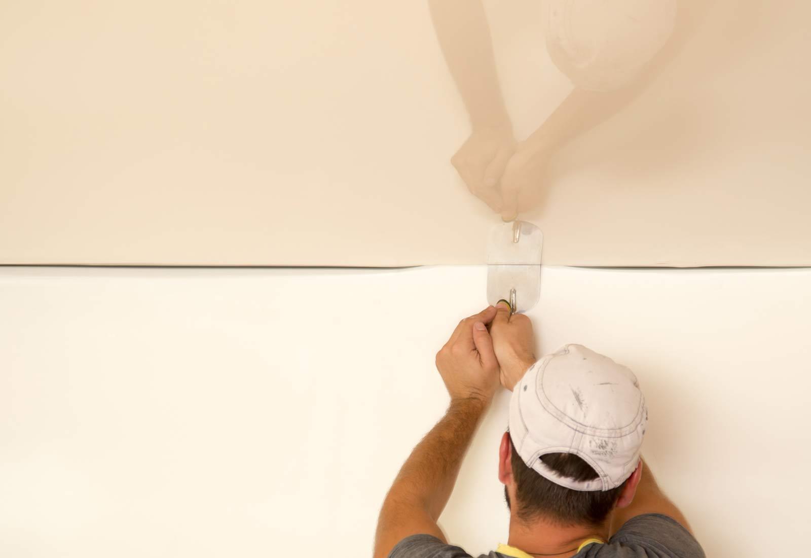 Comment Utiliser Un Plafond Tendu