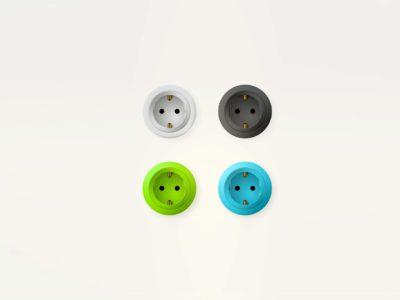 Des prises électriques très…branchées !