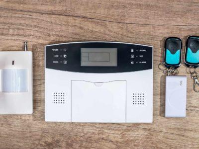 Comment installer une alarme sans fil?