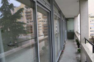Balcon Fenêtres en aluminium