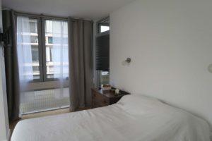 Fenêtre en aluminium Chambre