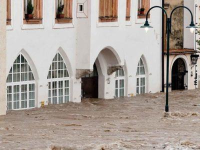 L'alarme anti-inondations pour les zones à risques