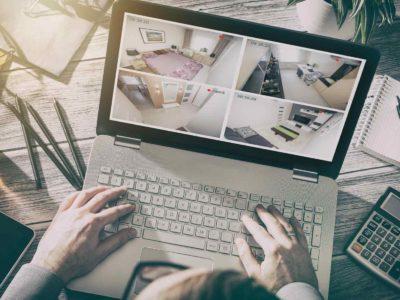 Surveiller sa maison grâce à la vidéosurveillance