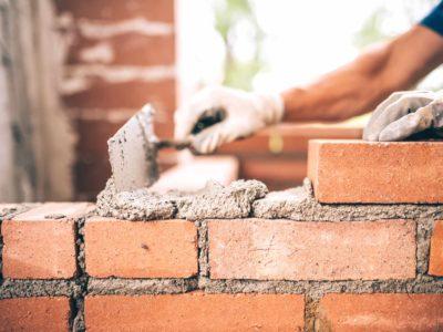 Murs et travaux de maçonnerie