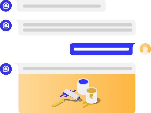 1. Décrivez votre projet en quelques clics