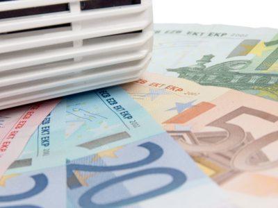 Combien coûtent les différents travaux de chauffage ?