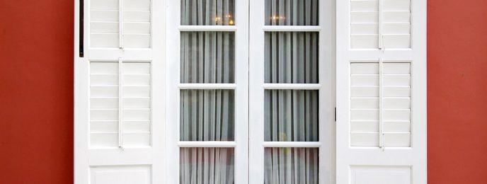 Volets et portes