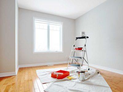 Combien coûte des travaux de peinture ?
