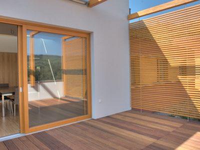 La fenêtre bois
