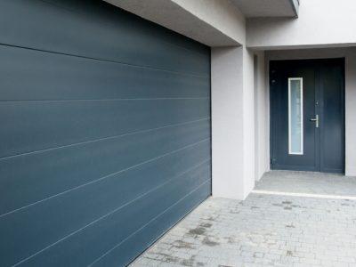 Combien coûte la pose d'une porte de garage ?