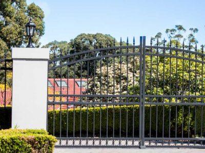 Le portail motorisé