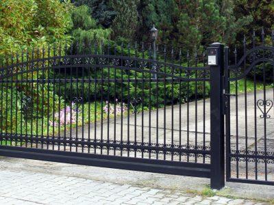 Les matériaux pour portails motorisés