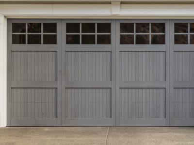 La porte de garage coulissante conseils travaux - Guide pour porte de garage coulissante ...