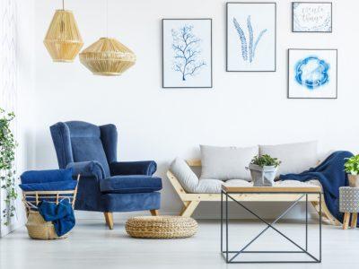 Comment aménager et décorer son intérieur quand on est locataire ?