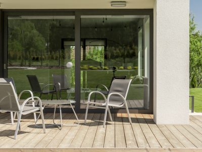 Comment installer une terrasse traditionnelle?