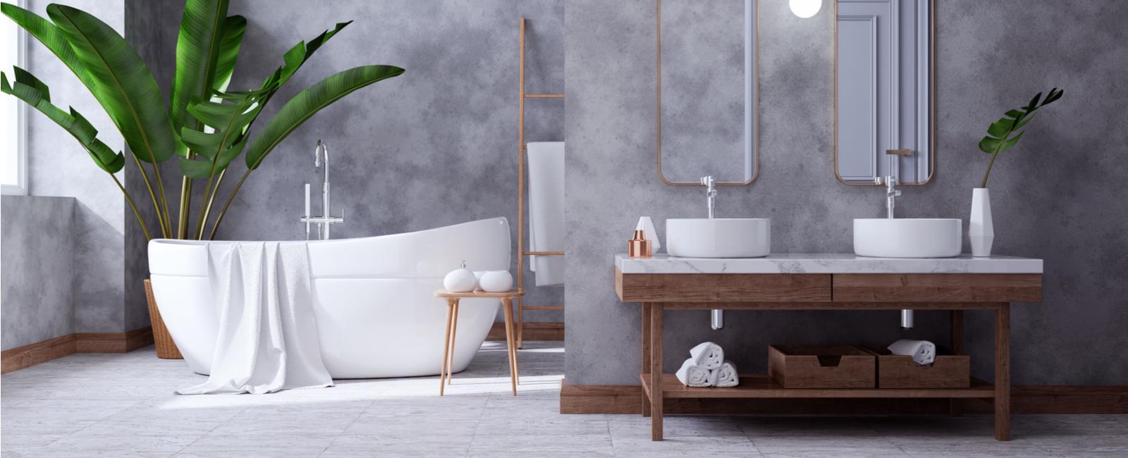 Couleur Tendance Salle De Bain 2019 quelle sont les couleurs tendance de salle de bains? notre top 5