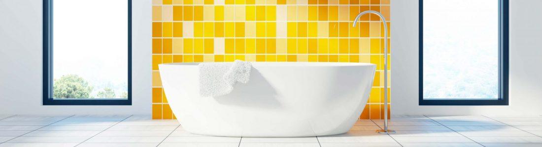 Salle de bain : top 5 des couleurs tendance en 2019 - Conseils travaux