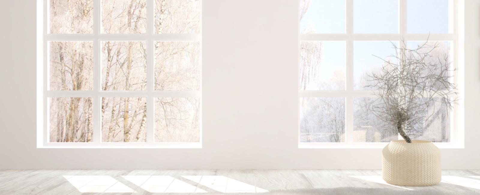 remplacer ses fenêtres en hiver