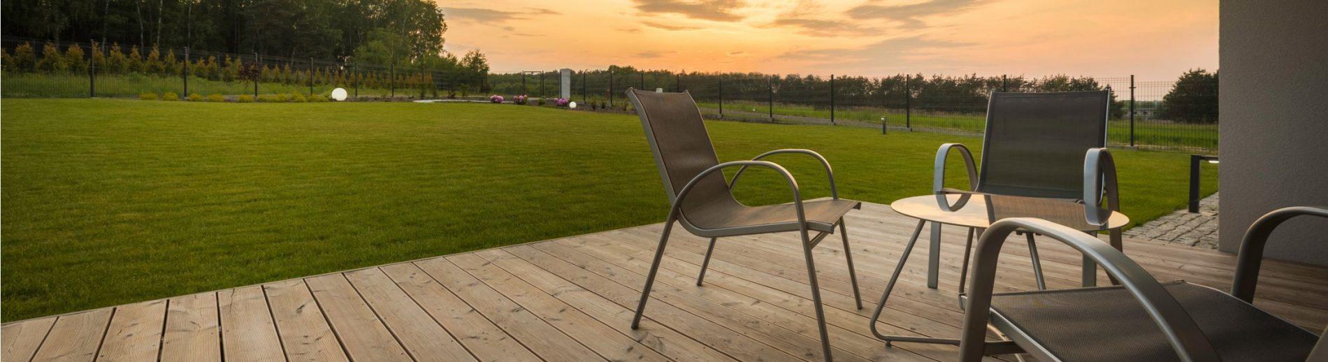 5 raisons pour faire construire sa terrasse en hiver