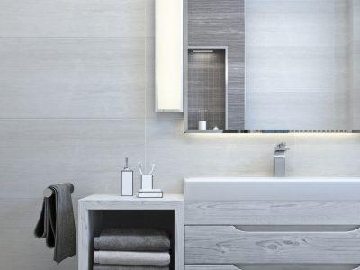 Comment aménager une salle de bains sans fenêtre ?