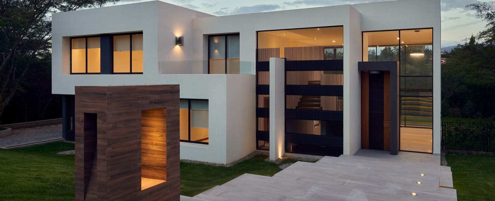 Prix Maison Ossature Metallique Clé En Main combien coûte la construction d'une maison selon les styles