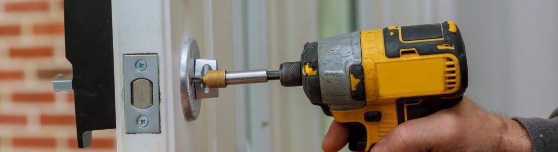 Installer gâche électrique