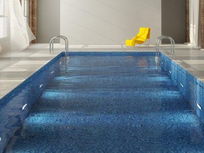 Installer une petite piscine intérieure