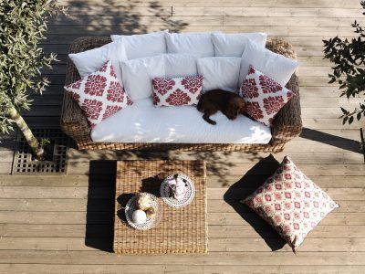 Pourquoi choisir le carrelage imitation bois pour son revêtement de terrasse?