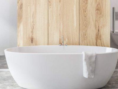 Les panneaux d'habillage: une solution astucieuse pour rénover sa salle de bains