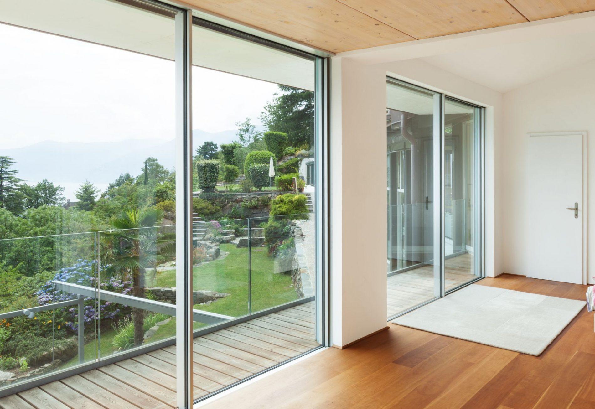 Combien Coute Une Baie Vitrée A Galandage quel portes et fenêtres choisir pour une maison adaptée?