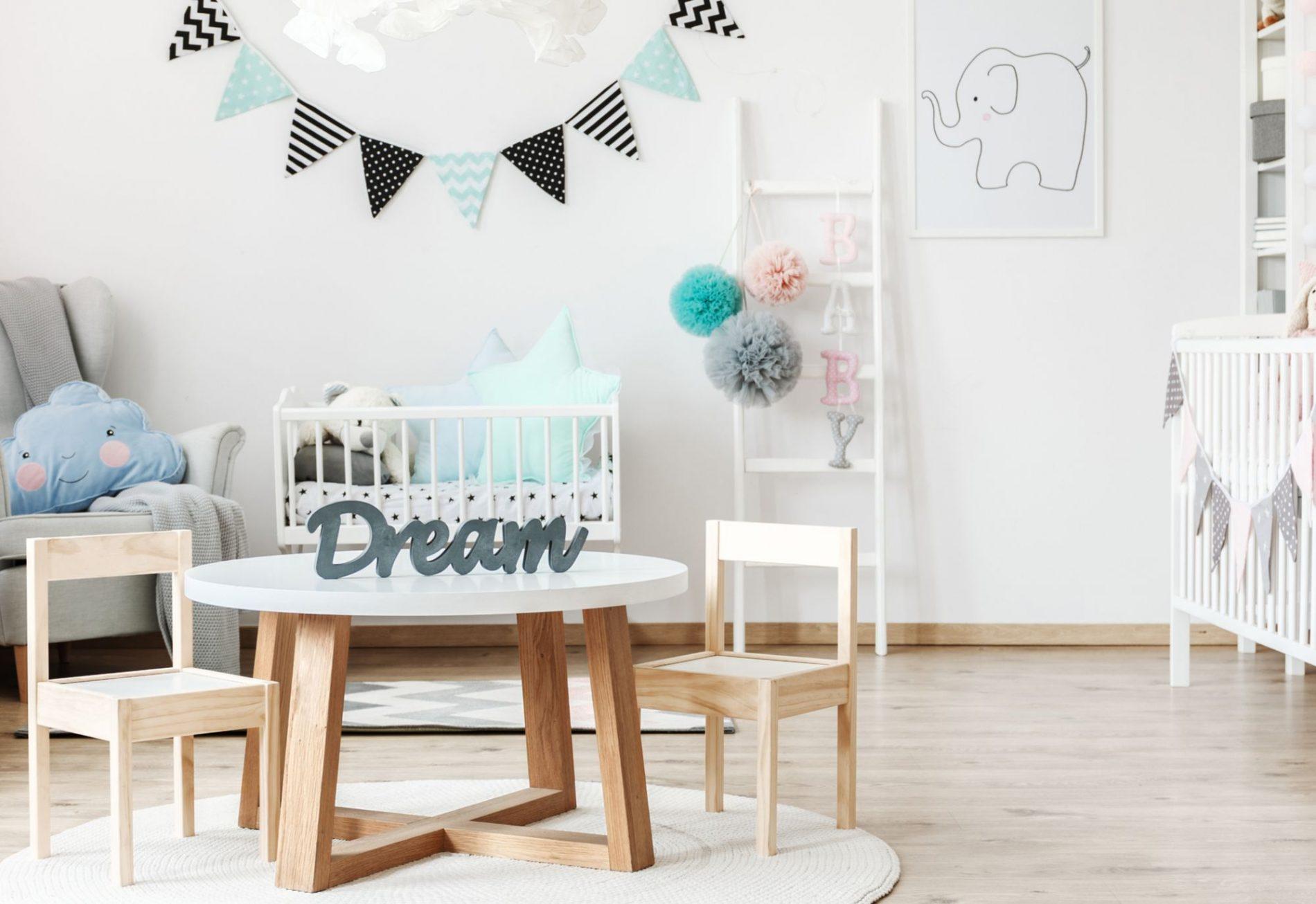 Travaux de peinture et arrivée d'un bébé : nos conseils