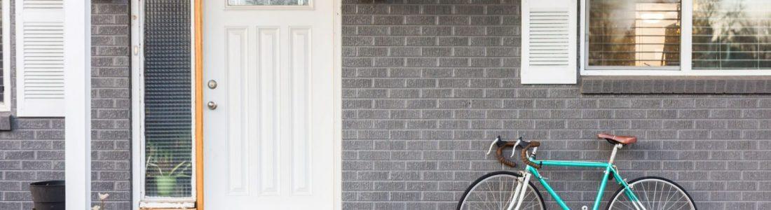 comment sécuriser une porte d'entrée