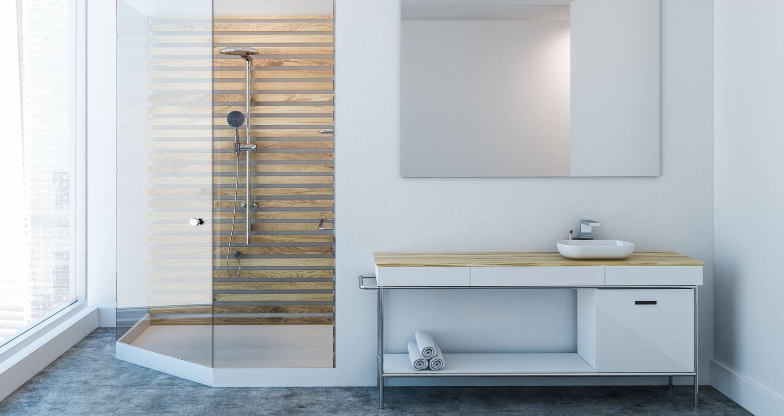 Quelles Sont Les Dimensions D Une Douche à L Italienne
