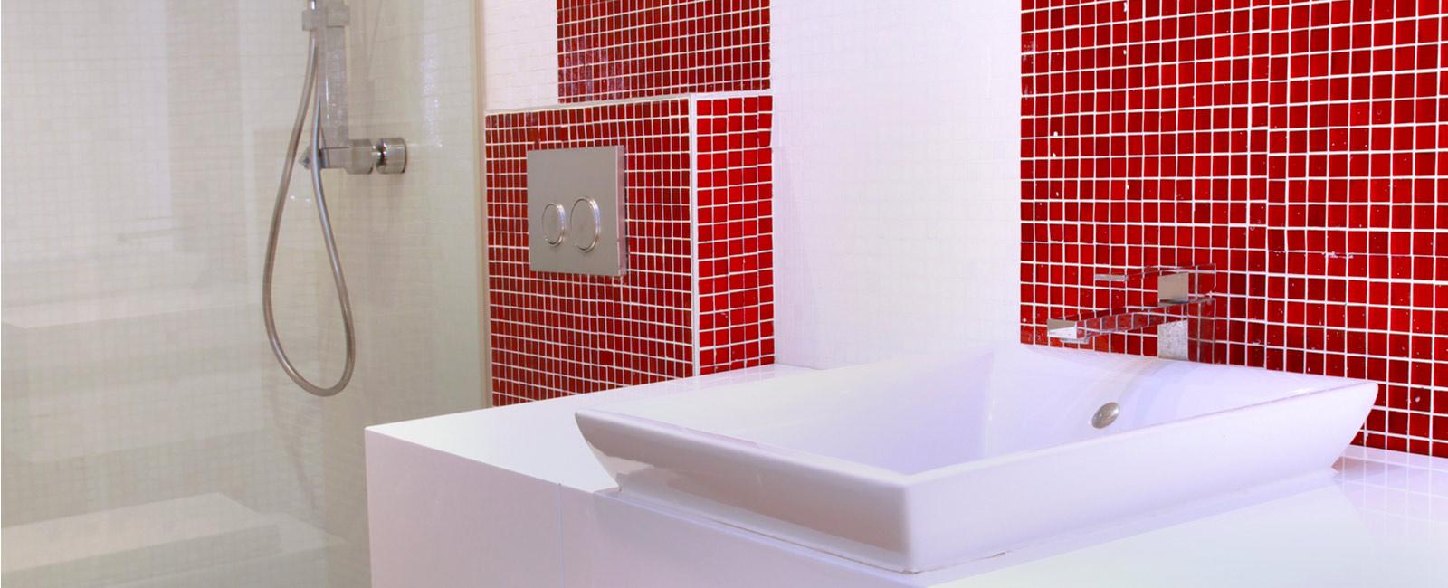 Deco Salle De Bain Faience idées déco: la faïence dans la salle de bains