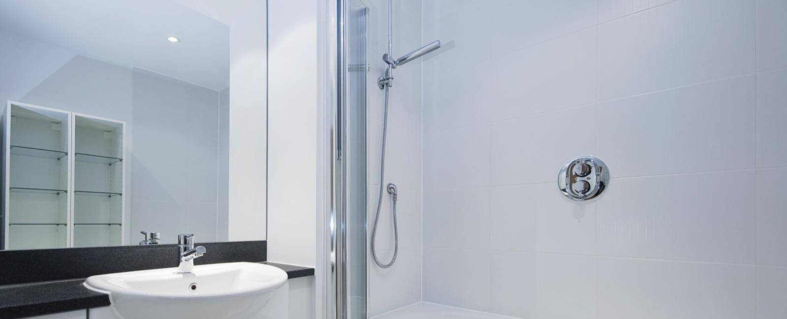pare-baignoire salle de bain