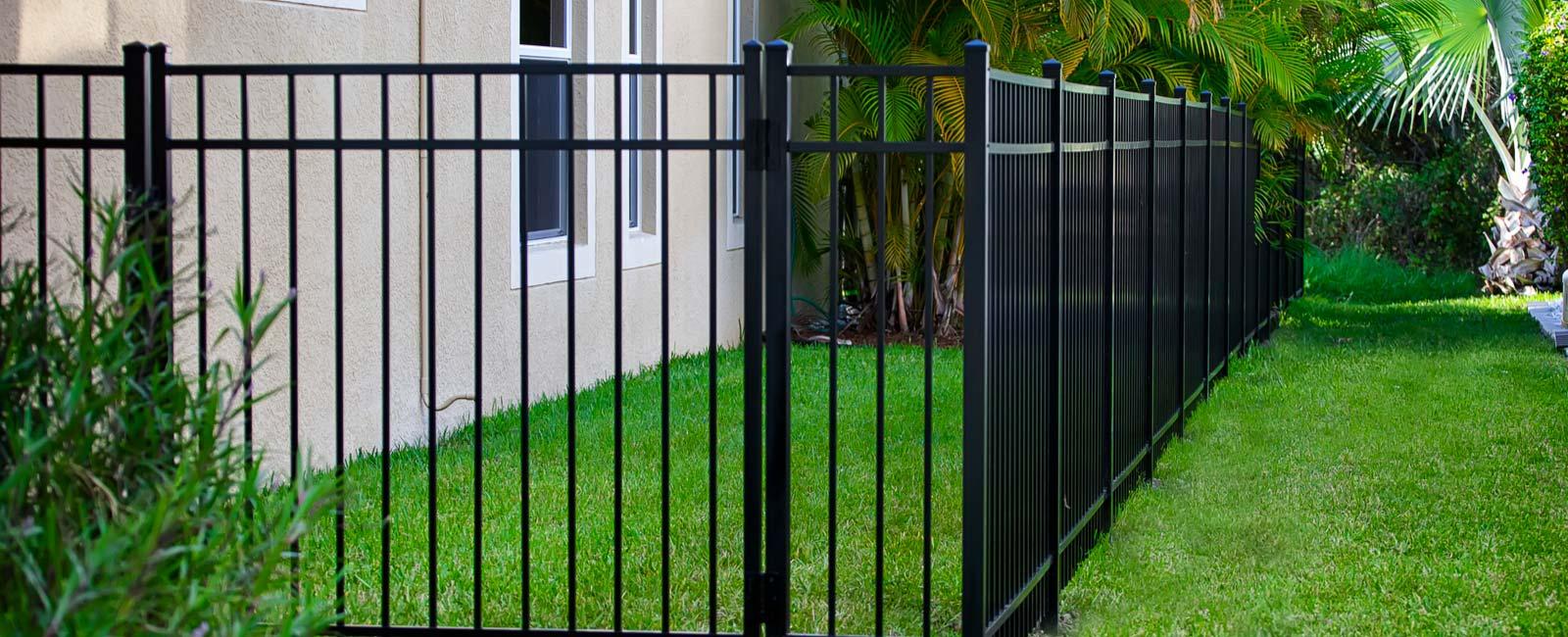 installer sa clôture